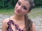 Фотография в Для детей Детская одежда красивое сливовое платье латина, молодежь в Нижнем Новгороде 15000