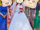 Фотография в Одежда и обувь, аксессуары Свадебные платья Продам свадебное платье подойдёт на 42-48 в Нижнем Новгороде 8000