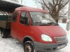 ГАЗ 3302 (Газель) Фургон в Нижнем Новгороде фото
