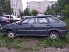 ВАЗ 2114 Samara 1.6МТ, 2012, битый, 78000км