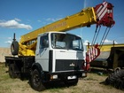 Новое фото  Аренда автокрана 16 тонн ИВАНОВЕЦ КС-35715 83562990 в Нижнем Новгороде