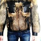 Шуба куртка волк меняю на зеркальный фотоаппарат
