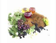 Виноградный порошок 1 кг, для белого вина Виноградные порошки и винные наборы.
