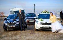 Аренда авто на вашу свадьбу