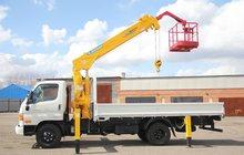 Продажа нового борта Исузу с манипулятором 5 тн, 13,5 метров