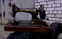 SInger 1908г, Швейная машинка