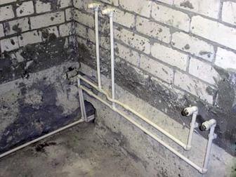 Свежее изображение Сантехника (услуги) Замена полипропиленовых труб воды, канализации и батарей тепла, 34242137 в Нижнем Новгороде