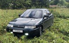 ВАЗ 2110 1.6МТ, 2006, 100000км
