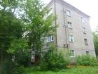 2х -комнатная квартира на 3-м этаже 4-х этажного кирпичного