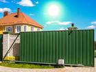 Свежее изображение Разное Откатные ворота в Ногинске, 68066695 в Ногинске