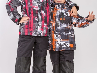 Уникальное foto Женская одежда Детский зимний утепленный костюм для прогулок 34286234 в Бийске