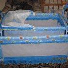 Детские кроватки, коляска и стульчик