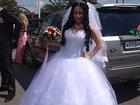 Новое фотографию  продаю очень красивое свадебное платье 33901783 в Новочеркасске