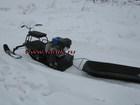 Уникальное изображение Охота Лыжный модуль для мотобуксировщиков 31661527 в Новокузнецке