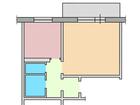 Скачать foto Аренда жилья Сдам 1-к квартиру, 35 м², 6/9 эт 34506021 в Новокузнецке