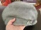 Увидеть фотографию Женская одежда продам новый берет из норки 68542058 в Новокузнецке