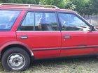 Nissan Bluebird 2.0МТ, 1991, 116630км