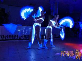 Скачать бесплатно изображение Организация праздников Световое неоновое шоу 38278174 в Новокузнецке