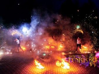 Смотреть foto  огненное шоу на свадьбу новокузнецк 60495844 в Новокузнецке
