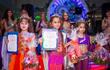Уроки восточных танцев для детей уже давно