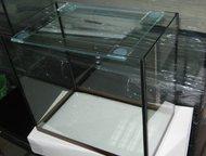 Аква-Юг, Аквариум 80л от производителя (гарантия 5 лет) Большой выбор аквариумов