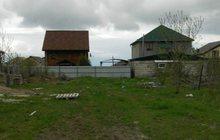 Участок для строительства дома 6 сот, в Широкой Балке Новороссийска, Юг СНТ
