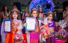 Восточные танцы для детей от 5 до 11 лет