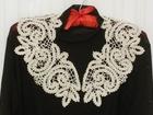 Скачать бесплатно foto Женская одежда Воротник кружевной 38553202 в Новошахтинске