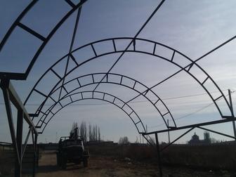 Скачать бесплатно фото  Навесы для автомобиля в Новошахтинске 38543890 в Новошахтинске