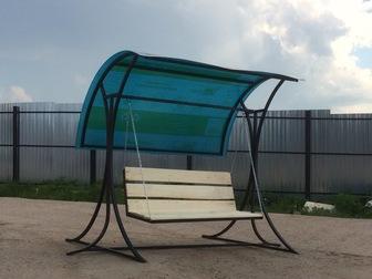 Скачать бесплатно foto Мебель для дачи и сада Садовые, разборные качели в Новошахтинске 38544015 в Новошахтинске