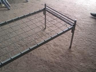 Скачать фотографию Мебель для дачи и сада Кровати металлические в Новошахтинске 38544152 в Новошахтинске