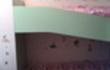 Продам детскую двухъярусную кровать с матрасами