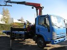 Скачать изображение Эвакуатор Isuzu 90 с ломаной платформой и КМУ 32776908 в Новосибирске