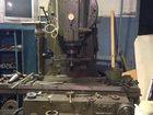 Фото в Металлообрабатывающее оборудование Фрезерные станки Срочно продам фрезерный станок 6р12 б/у в в Новосибирске 70000