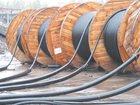 Фото в Электрика Электрика (оборудование) куплю кабель, провод разных сечений и марок в Новосибирске 0