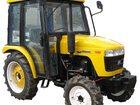 Новое фотографию Трактор Минитрактор Dongfeng DF-244 Новый дизайн 33558750 в Новосибирске