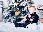 Фото в Услуги компаний и частных лиц Фото- и видеосъемка Новогодние фотосессии в студии ВСЕГО за 2 в Новосибирске 2300