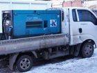 Изображение в Услуги компаний и частных лиц Разные услуги Аренда компрессора Airman два, три молотка, в Новосибирске 600