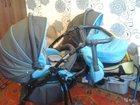 Фотография в Для детей Детские коляски Продам коляску в полном комплекте (сумка, в Новосибирске 0