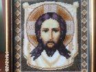 Смотреть фото  икона вышитая бисером 34258139 в Новосибирске