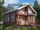 Изображение в Строительство и ремонт Строительство домов Хотите коттедж из профилированного бруса в Новосибирске 3900