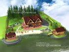 Фотография в Строительство и ремонт Ландшафтный дизайн Разработка генплана земельного участка с в Новосибирске 2000