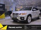 ����������� � ���� ������� ���� � �������� ������ BMW X6 3. 0i, � ������ � 2012 ����, � ������������ 1�599�000