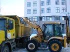 Скачать бесплатно фотографию Экскаватор-погрузчик Услуги современных экскаваторов-погрузчиков Камазов ,Volvo, 35043666 в Новосибирске