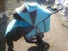 Фото в Для детей Детские коляски Продам прогулочную коляску. В хорошем состояние. в Новосибирске 2800