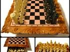 Скачать изображение Другие развлечения Ручная работа – шахматы по оригинальным эскизам 35863679 в Новосибирске