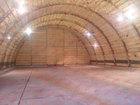 Фотография в   Неотапливаемое складское здание арочного в Новосибирске 90000