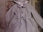 Новое изображение Детская одежда Продам плащ осенний на девочку р-р128 36903851 в Новосибирске