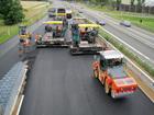 Фото в Строительство и ремонт Другие строительные услуги Асфальтирование, строительство дорог, укладка в Новосибирске 0