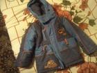 Изображение в   Продам зимний костюм на мальчика, рост 98 в Новосибирске 1000